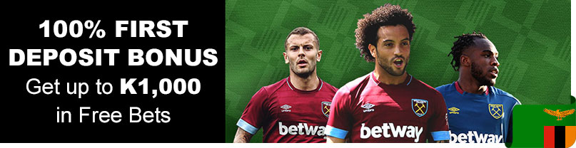 Betway first deposit offer