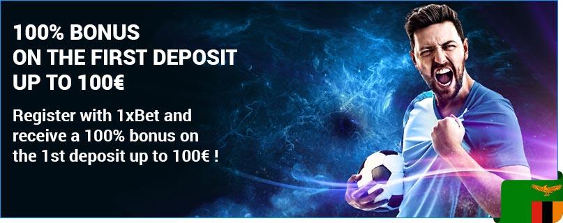 1xbet deposit bonus after registration