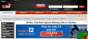 m-bet site view