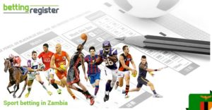 Bettingregister sport betting in Zambia