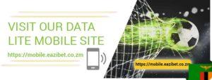 Eazibet mobile site