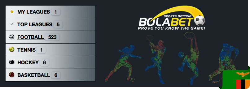 bolabet1x2 bets on sport events