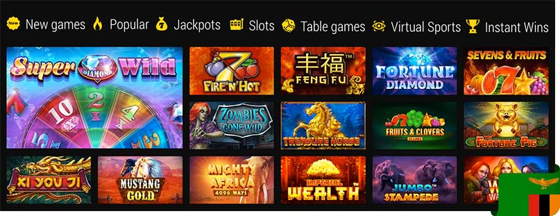 Power Betting Casino games