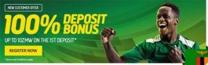 Premierbet welcome bonus
