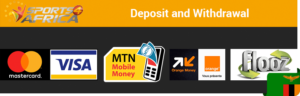 sports4africa deposit and withdraw
